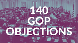 140 House Republicans to vote against counting electoral votes on Jan 6