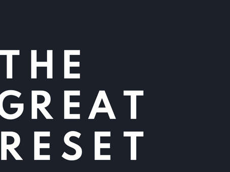 The 'Great Reset' is not so great