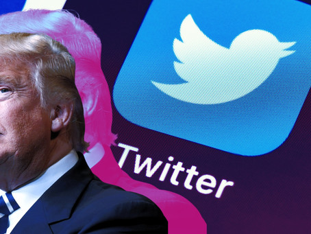 BREAKING: Twitter permanently removes Trump's account