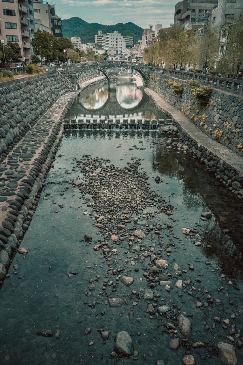 Spectacles Bridges,Japan