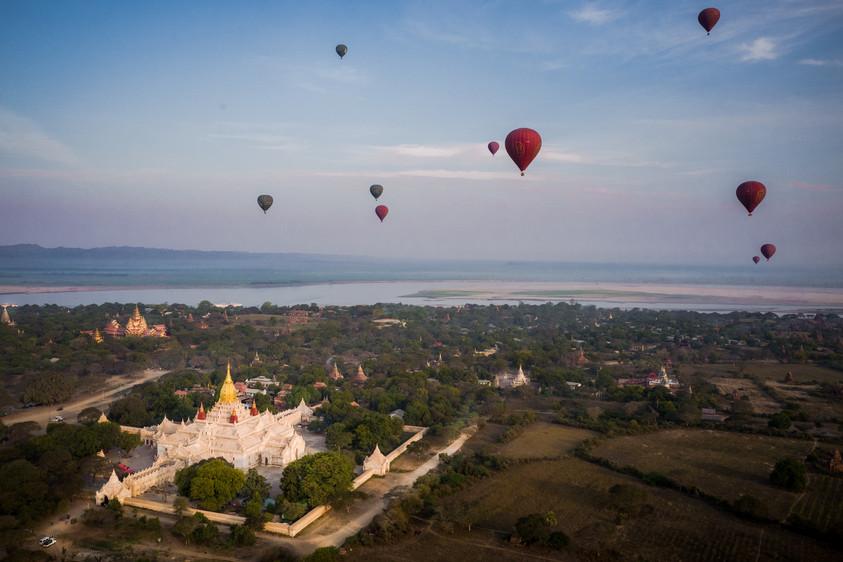 Bagan,Myanmar
