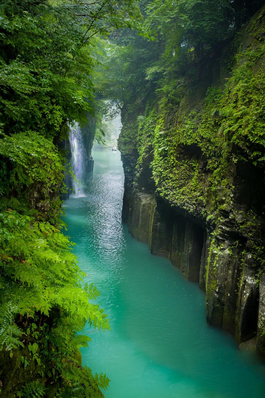 Takachiho Gorge,Japan