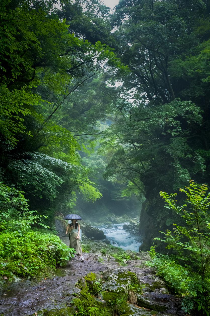Iwato River,Japan