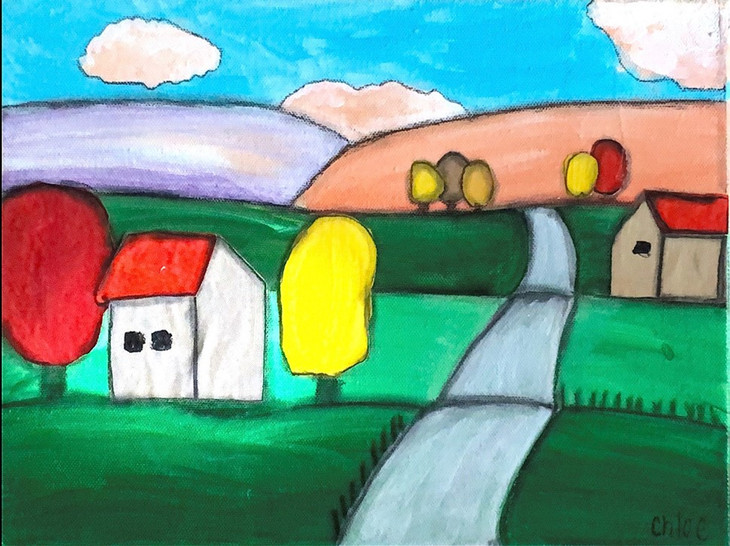 Chloe Deal - The House in the Hills.jpg