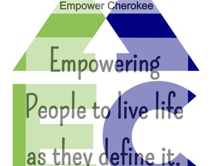 Empower Cherokee Updates Week of 10/12/2020