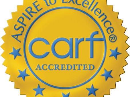 CARF Survey Soon