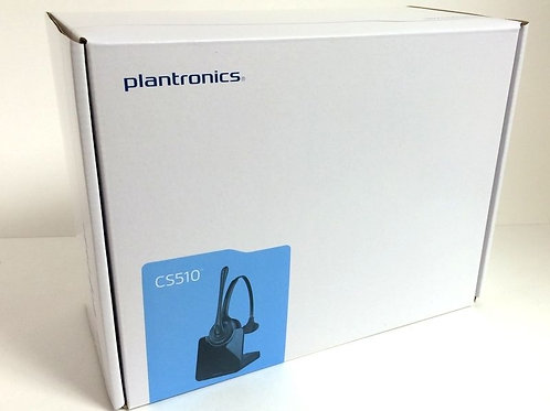 Plantronics CS510 Wireless DECT 6.0 Monaural Headset 84691-01