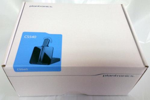 Plantronics CS540 Headset Mono BLACK Wireless DECT 350 ft - 84693-01 DECT 6.0