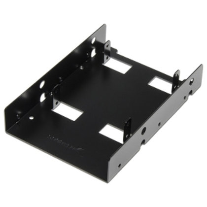 "Sabrent BK-HDDF Drive Bay Adapter Internal - 2 x Total Bay - 2 x 2.5"""