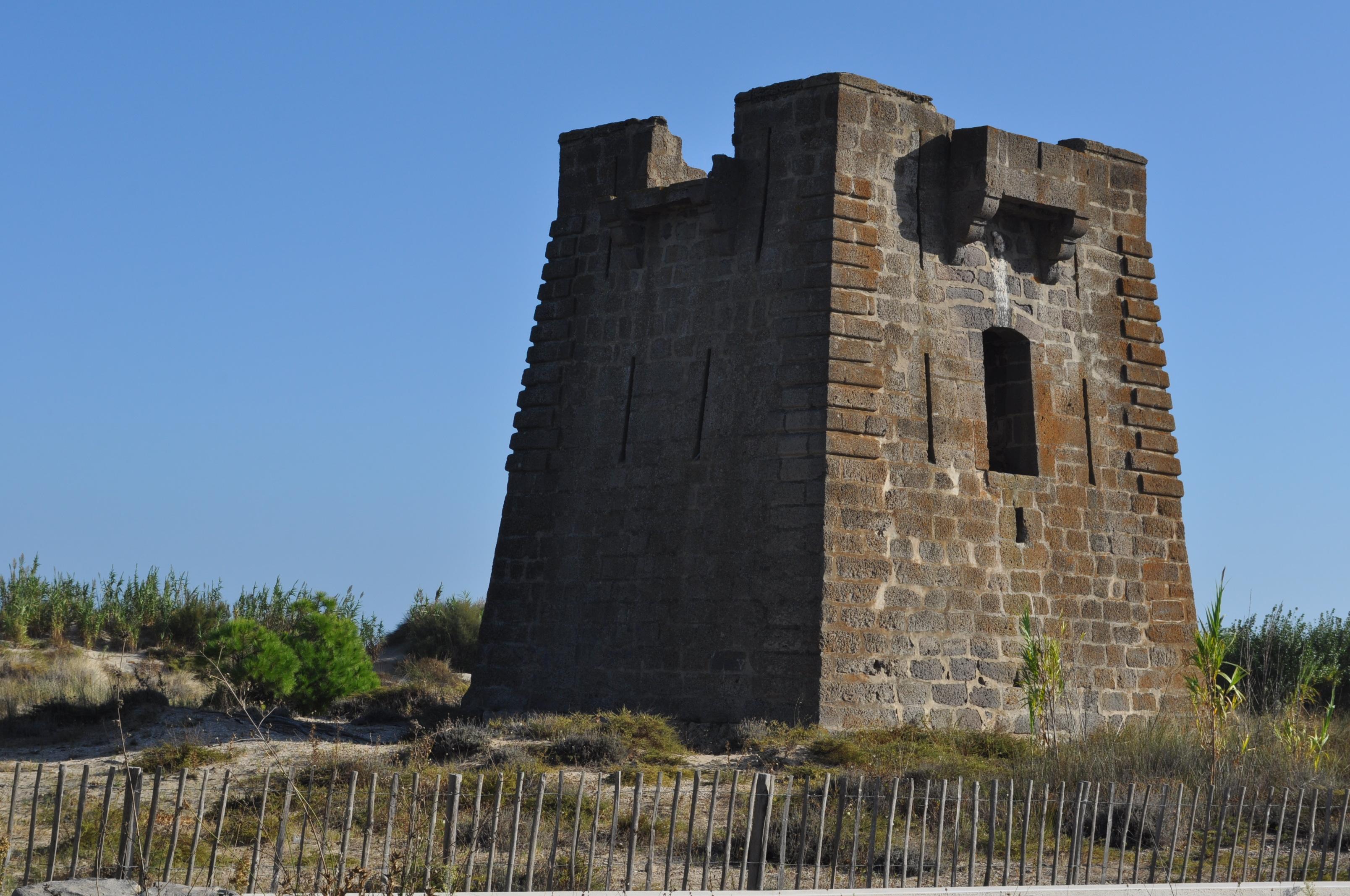 La redoute du Castellas
