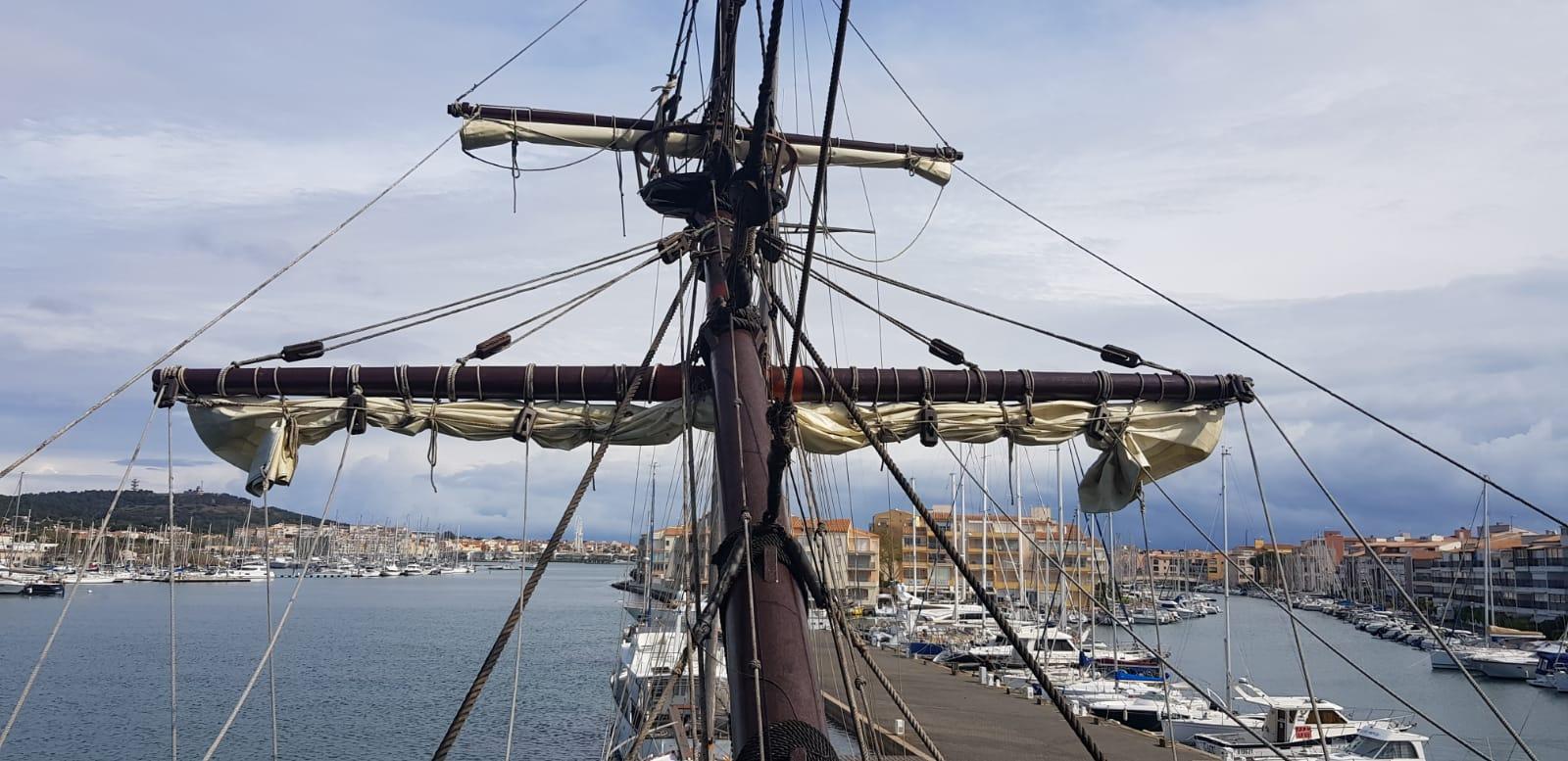Le port du Cap d'Agde