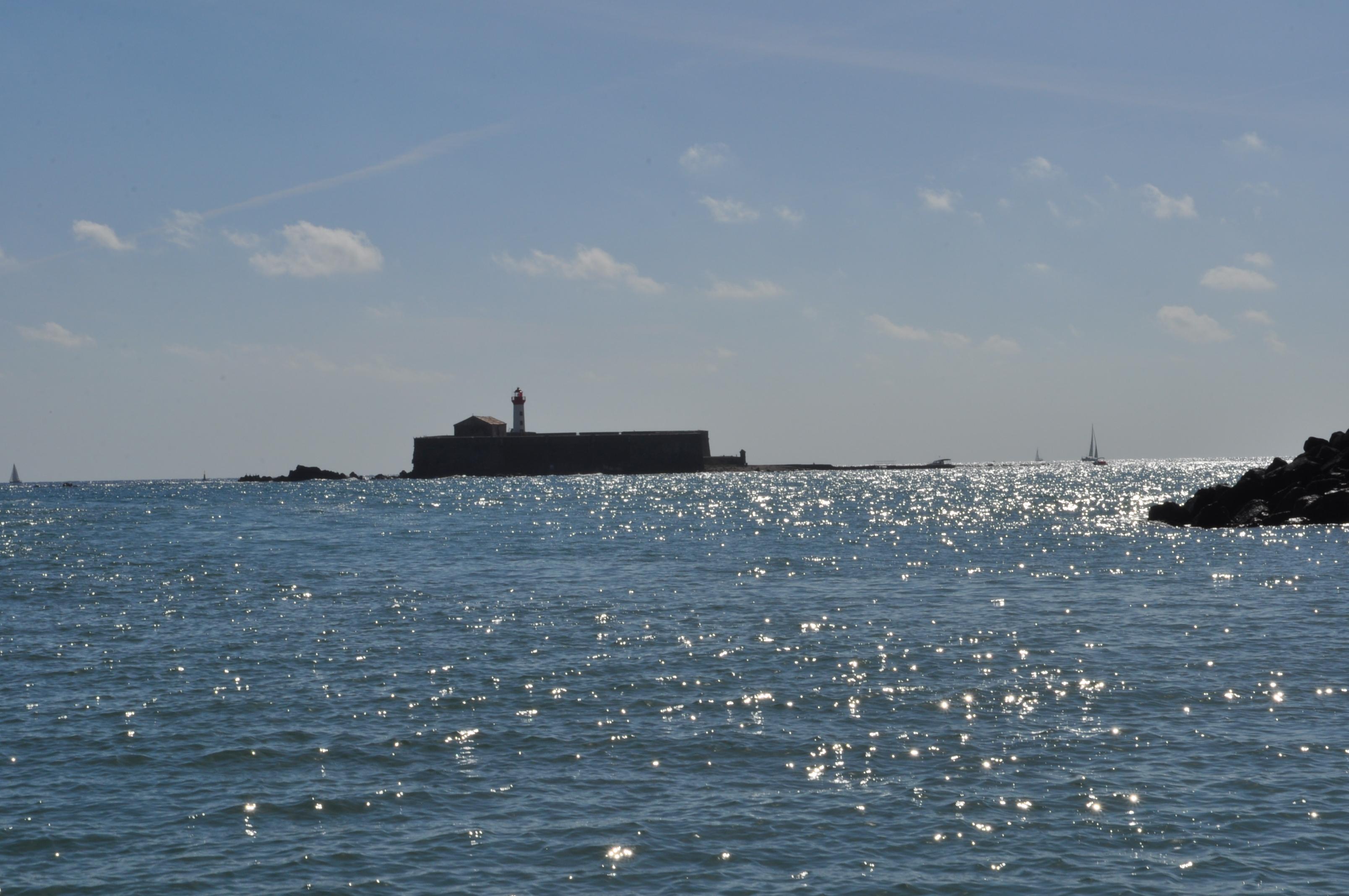 Le Fort Brescou