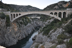 Le pont du Diable