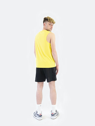 Run vest yellow SUPERDRY (Disponibilità L)