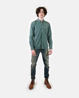 Camicia verde NUDIE JEANS