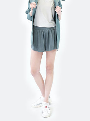 Flex relaxed short eagle green SUPERDRY