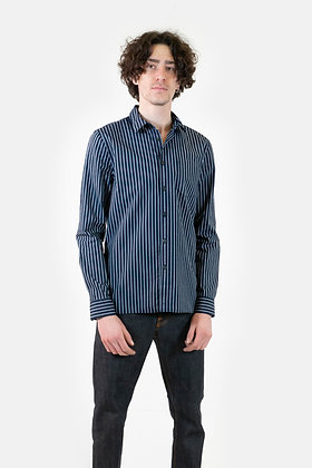 Camicia Henry Stripe NUDIE JEANS
