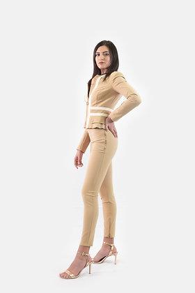 Pantalone PA04601E2 cammello/burro ELISABETTA FRANCHI