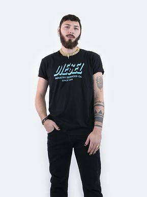 DIESEL T-Diegos-A5 T-shirt A01849