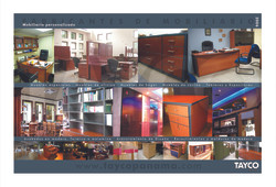 Furniture Design Brochure