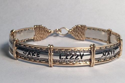 The Family Bracelet® Patsy