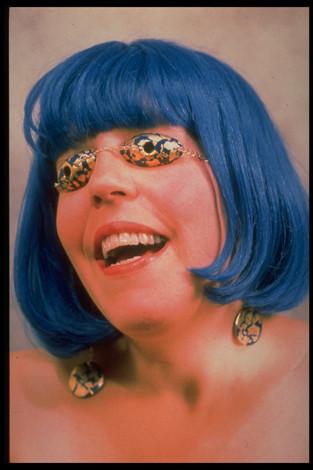 Blue Eye Cups
