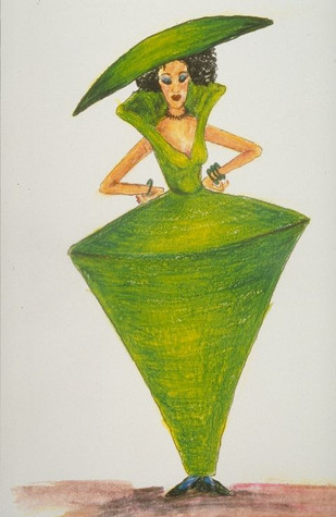 'Outting The Body' fashion design