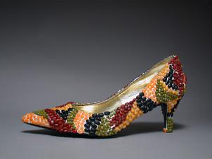 Staples shoe