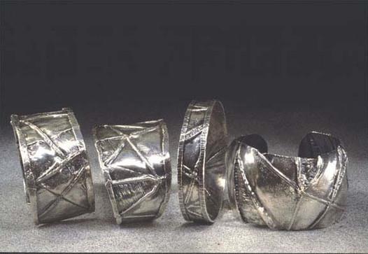 Fold Form bracelets