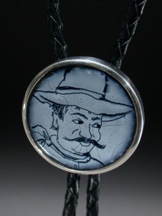 'Cowboy' Bolo Tie