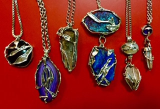 Silver Lingings Pendant