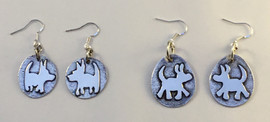 Doggy Style earrings