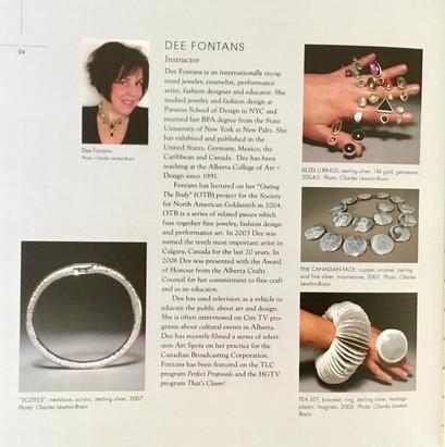 'Wear Art is Fashion' book