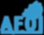 AFOI New Logo - Blue Foreground - Transp