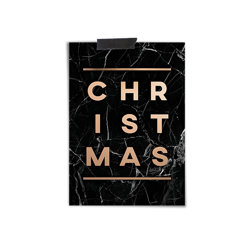 Postkarte :: CHRISTMAS