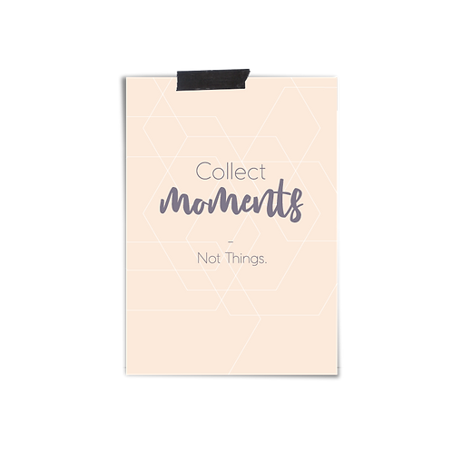 Postkarte :: MOMENTS