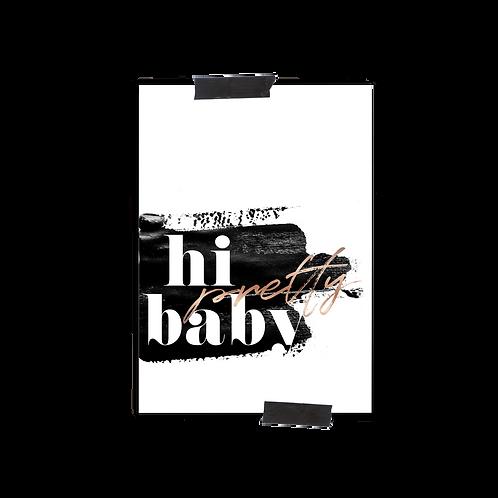 Postkarte :: PRETTY BABY