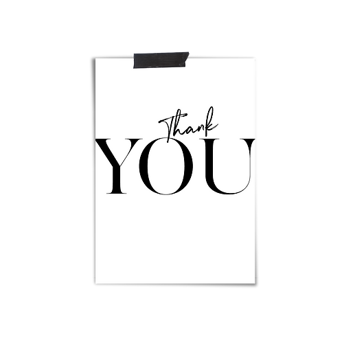 Postkarte :: T-YOU