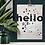 Thumbnail: Postkarte :: HELLO WORLD