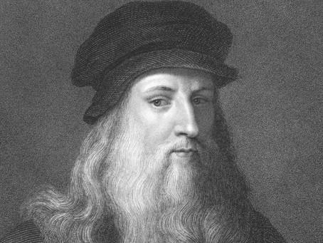 «Видение», Леонардо да Винчи
