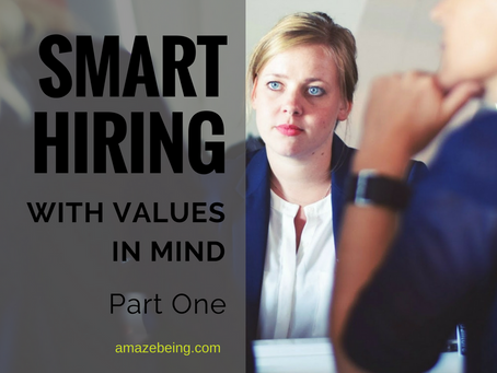 Smart Hiring with Values in Mind