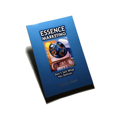"""Essence Marketing"" by Charlie Stuart"