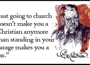 Church in Distress