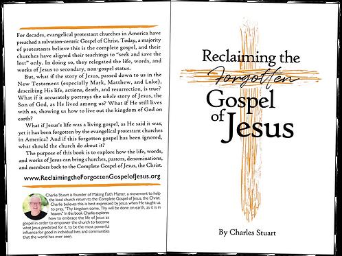 Reclaiming the Forgotten Gospel of Jesus