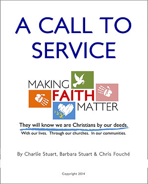 A Call to Service - 25 workbooks + 2 facilitator guides
