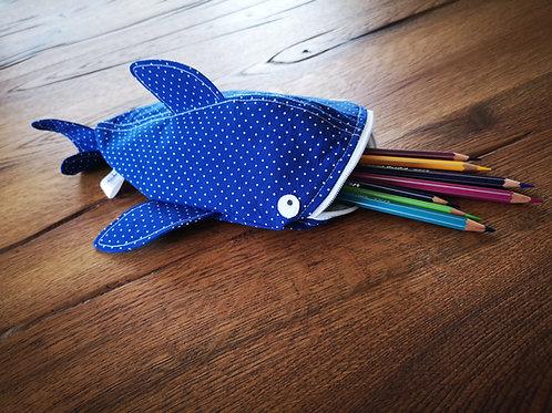 Stiftemäppchen Walhai