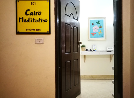 Your New Meditation Center in Cairo