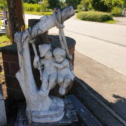 Skulpturen Nachbildung