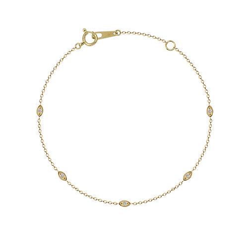 5pcs Micro Seed Bracelet