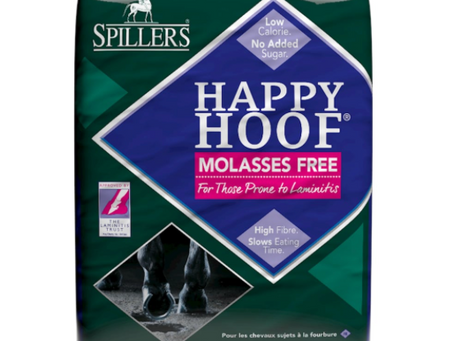 Rider Review - Spillers Happy Hoof